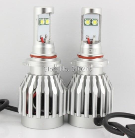 10 SET X 2014 New Plug &amp; Play H7 H8 H9 H11 9005 9006 HB3 HB4 3000LM WHITE CREE XML-2 car LED LAMP BULBS HEADLIGHT<br><br>Aliexpress