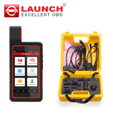 New release Diagun IV with yellow case full adaptors Diagnotist Tool Free Update Online X-431 Diagun IV Code Scanner DHL free(China)