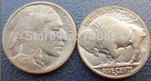 US 1917S Buffalo Nickel FIVE CENTS coin COPY High Quality(China)