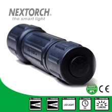 NEXTORCH Flashlight Single File CE RoHS Waterproof Shockproof 80 Lumen CR123A Xenon Hunting Tactical Flashlight Torch # GT6A-S