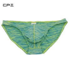 Buy Sexy Modal Underwear Briefs Men Low Rise U convex Pouch Brief Underwear Men Stretch Breathable Briefs