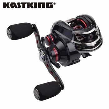 Kastking rs1000h 7.0: 1 baitcasting pesca 12bbs mano derecha baitcasting carrete de aluminio carrete carretilha pesca carp fishing gear