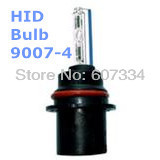 Stock Shipping New 12V/35W CE HID Xenon Bulb 9007-4 Hi/Low by Xenon Lamp swing (3000K/4300K/6000K/8000K) For Headlight
