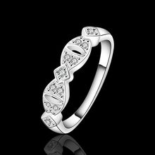 Wholesale 925 jewelry silver plated ring, 925 jewelry silver plated fashion jewelry, still have hope Ring  SMTR624