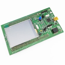 Free shipping STM32F429I-DISCO Embeded ST-LINK/V2 STM32 Touch Screen Evaluation Development Board STM32F4 DiscoveryKit STM32F429