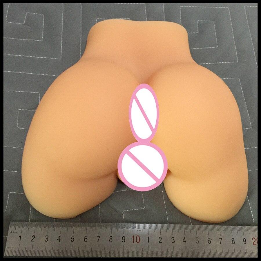fresh/ black sex toy for man male masturbator pink/ brown pussy vagina anus sex doll<br>