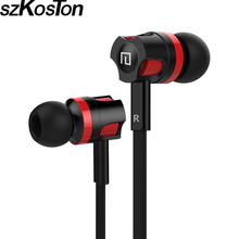 Original Langsdom JM26 Earphone Stereo Super Bass Earphone with microphone for Mobile Phone Iphone Sony Xiaomi mp3