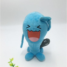 Buy Hot Anime Wobbuffet Plush Toys Cartoon Character 20cm Kawaii Soft Stuffed Animals Doll Kids Toys Children Birthday Gift for $6.79 in AliExpress store