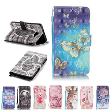 Buy 3D Bling Flip Leather Phone Case Samsung Galaxy S4 S5 S7 S6 Edge Plus A310 A510 J310 J510 2016 G530 Cover Wallet Holder Owl for $4.79 in AliExpress store