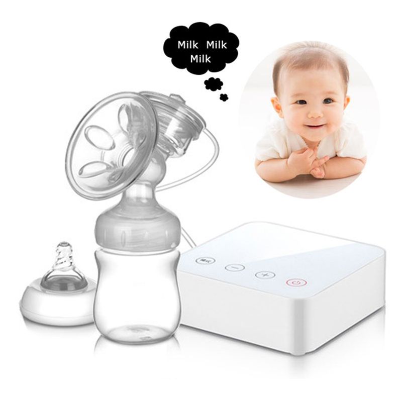 150ML USB Electric Breast Pumps Baby BPA Free Postpartum Breast Feeding Nipple Pump Milk Suckers Single Sacaleche Electrico <br>