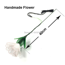 Light Up EL Rope Tube Fluorescent Dance Props Floral Festival Party Favor Led Strip Neon Fashionable Hana Ballroom Indoor Decor(China)