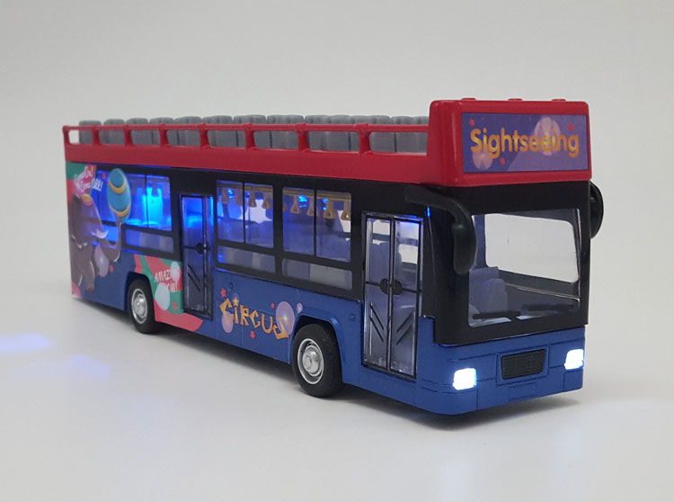 132 Double-decker Sightseeing Bus (16)