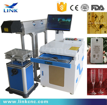 Low cost CO2 laser marking machine price/the equipment for manufacture of phone marking for sale