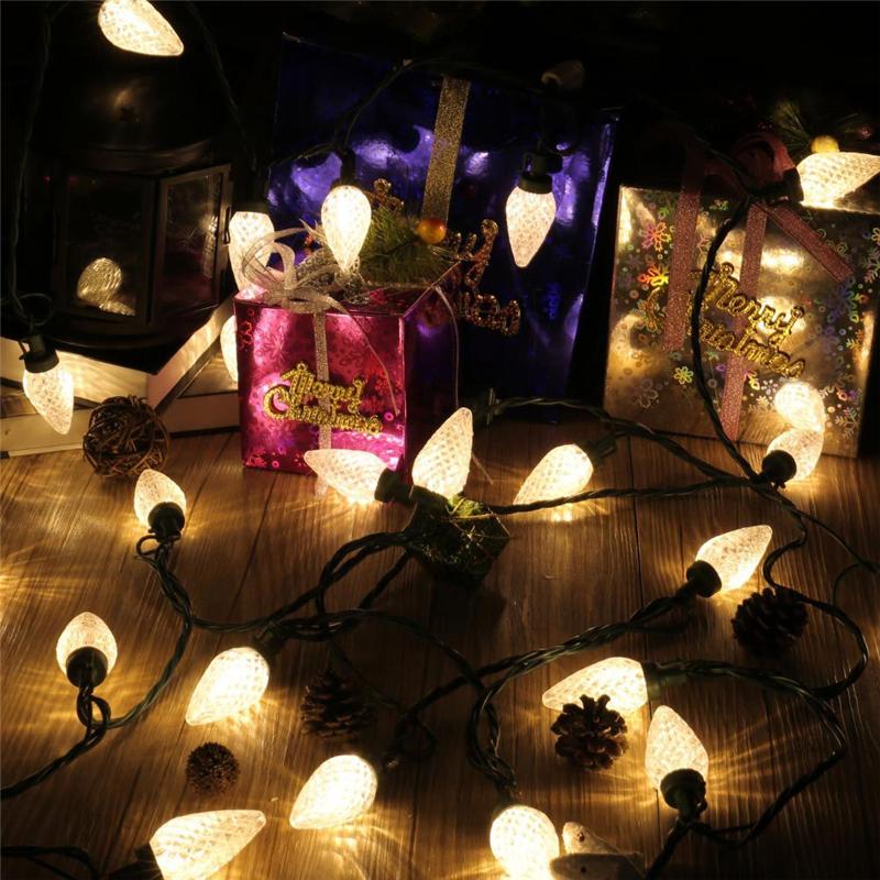 25 LED 16ft Fairy Decorative String Lights (14)