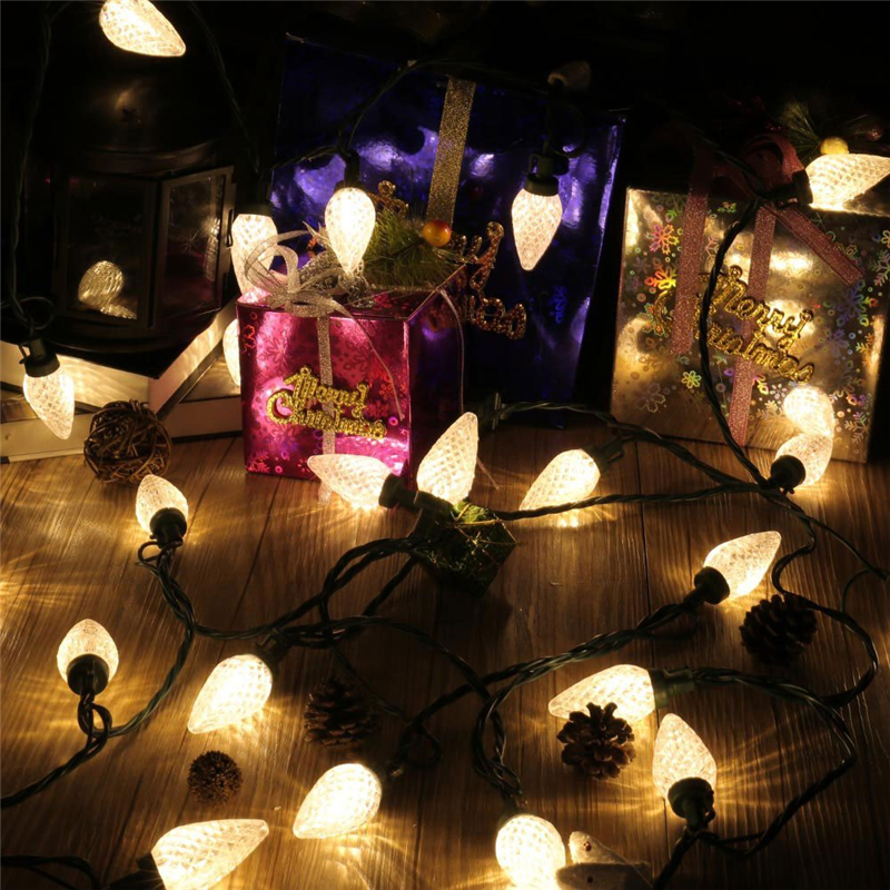 25 LED 16ft Fairy Decorative String Lights (14)