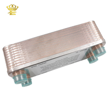 "20 Plates Wort Chiller,Plate Heat Exchanger,SS304, Brewing Chiller,1/2"" Garden Hose Thread Free Shipping"