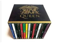 Perfect product phase; Free Shipping Queen 40th Anniversary Gift Box 30 CD Booklet Collection Full Seal Factory Limited Edition