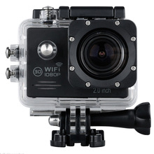 14MP Full HD 1080P WiFi Sport Video Camera Car DVR Anti-shake DV Waterproof 170 degree