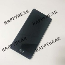 Used good LCD Display Screen+ Touch Screen with housing Assembly Replacement For Bluboo Xtouch X500