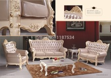 K2196 European style sofa sets high grade living room sofa set sectional sofa(China)