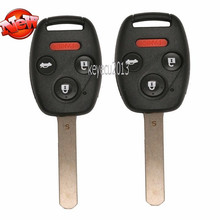 2pcs/lot Keyless Entry Remote Car Key for 2008-2012 Honda Accord Coupe MLBHLIK-1T