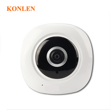 3MP HD 360 Degree IP Camera Panoramic Fisheye CCTV Video Surveillance WIFI Wireless Security 1080P Camcorder SD Card Intercom(China)