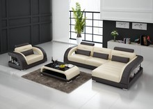 Beanbag Sofas For Living Room 2017 Promotion Genuine Leather Modern Set Sectional Sofa Chaise Armchair New Design Italian