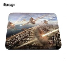 Plane Tanks Wallpaper Gaming Gamer Mice Mause Mouse Pad New Rubber Non-Skid Wholesale 18*22cm And 25*20cm 29*25cm As Boy Gift