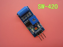 SW-420 Normally Closed Vibration Sensor Module for Alarm System DIY Smart Vehicle Robot Helicopter Airplane Aeroplane Boart Car!(China)