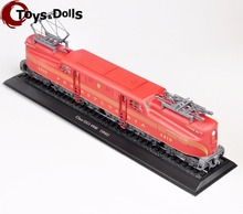 Collectible  1/87 Scale Train Model Toys Class GG1 4910(1941) Tram Diecast Car Model Truck Bus Kids Toys brinquedos Gifts F
