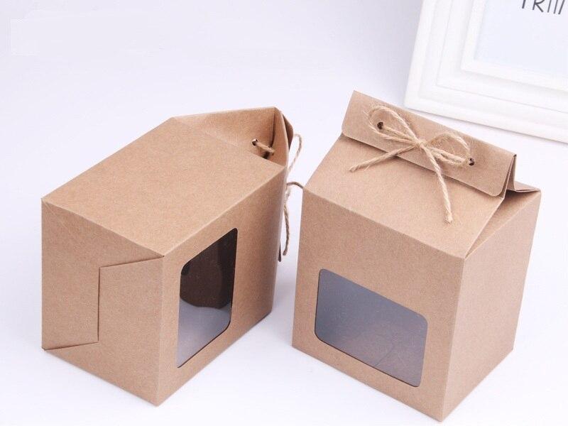 Kraft Paper Party Bags [ 100 Piece Lot ] 5