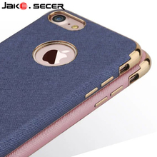 Best Luxury soft Armor Cover for iphone 6s 6 s 7 Case Accessories Silicone Coque Fundas for apple iphone 6 7 Plus Phone Cases(China)
