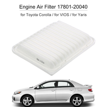 Engine Air Filter for Toyota Corolla / VIOS / Yaris 17801-21050(China)