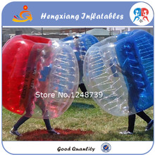 Good Quality Fast Delivery 1.5m bumper ball ,human bubble ball,inflatable bubble football, body zorb for sale