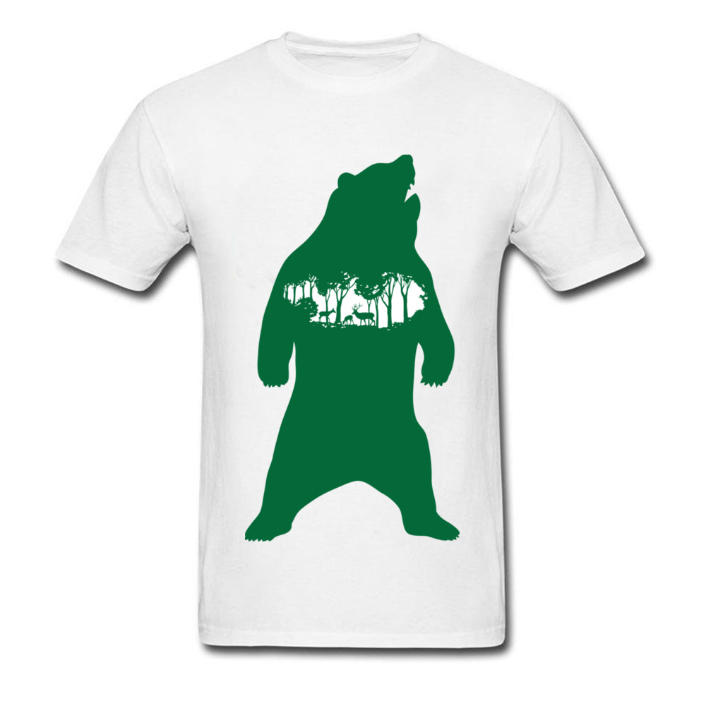 Green Bear_white