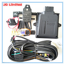 4 cylinder LOVOTA ECU kits for LPG CNG conversion kit for cars stable and durable GPL GNC kits(China)