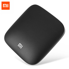 Xiaomi Mi 3S Smart TV Box 4K 64bit Android 6.0 Bluetooth Media Player Quad Core Amlogic S905X Dolby DTS HDMI Only for Chinese