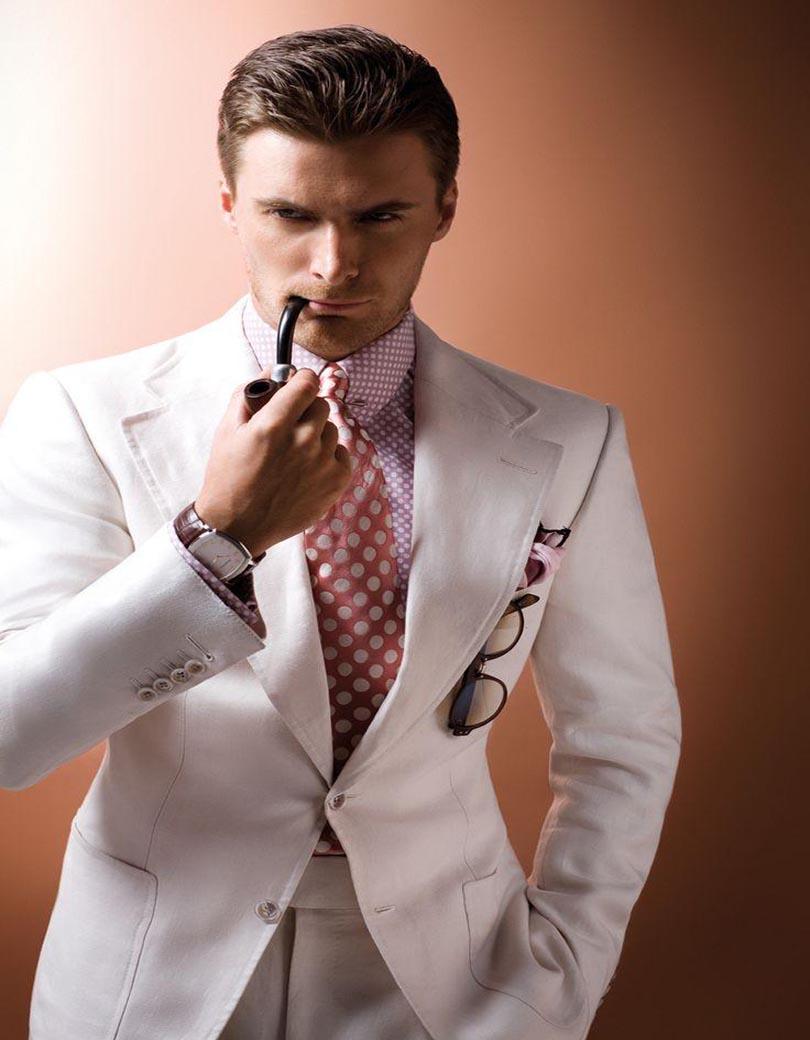 High Quality Mens Summer Linen Suits-Buy Cheap Mens Summer Linen ...