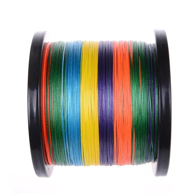 8 Strands 1000M multi-color (3)