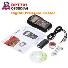 FOXWELL DPT701 Digital Common Rail High Pressure Tester DPT 701 For Oil Pressure Petrol Compression Diesel Compression(China)