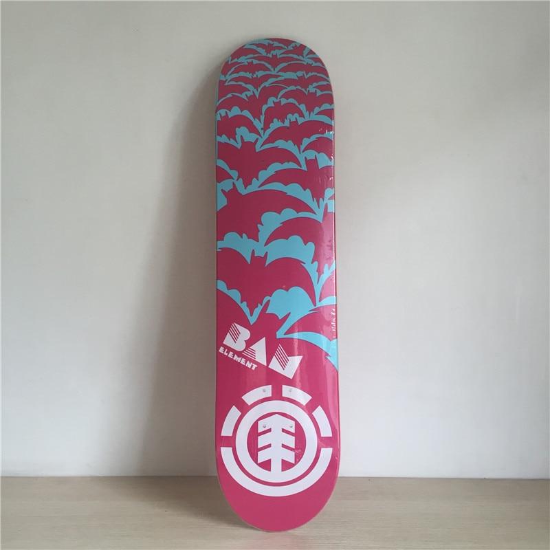 Pro Elelement Skateboard Decks 7.5 Canadian Maple Shape Skateboard Street Skateboarding Boards<br><br>Aliexpress