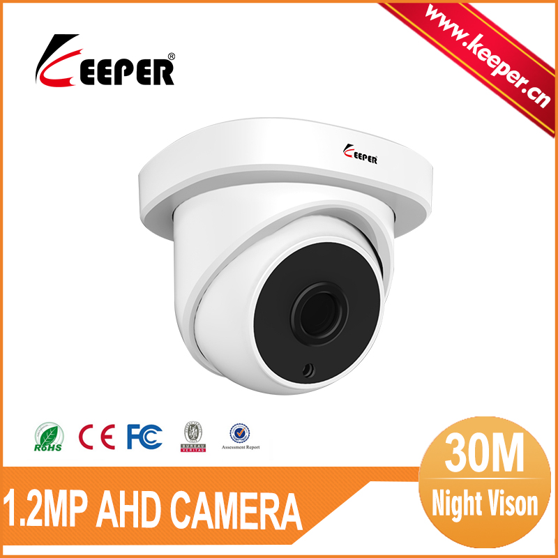 KEEPER New Patent Model Vandalproof 720P AHD Security Camera 1.2MP CMOS Chip Camera with IR Cut Filter 30M Night Vision AHD Cam<br><br>Aliexpress