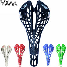 VXM Road Bicycle Saddle Mountain Bike Saddle Bicycle Breathable Cusion Cycling Fixie Gear Bike Seat High Quality Bicycle Parts
