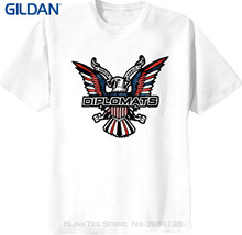 GILDAN Hipster Tees Summer Mens T Shirt World Star Hiphop The Diplomats Dipset Hip Hop Rap T Shirt