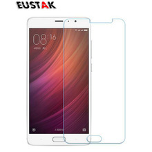 Eustak Tempered Glass for Xiaomi Redmi PRO 5.5 Inch full cover Screen Protector 9H Protective Film for Redmi PRO Red mi pro