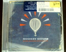Modest Mouse - We Were Dead Before the Ship Even Sank USA Original CD SEALED Jewel case damaged