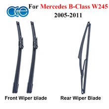 Oge Windscreen Wiper Blades For Mercedes Benz B Class W245 2005-2011 Windshield Silicone Rubber Wipers Auto Car Accessories