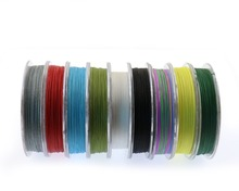 fishing line manufacturers 100M fishing line spooler 4x super strong fishing tackle for sale braided fishing thread(China)