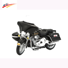 Alloy Diecast Motorcycle Model For Halley 1:18 High Speed Racing Motorbike Off-Road car Collection Gift Toy(China)