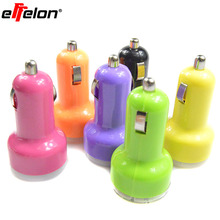 Effelon 2.1A + 1A Dual USB Car Charger for iPad,for iPhone 5 4G 3GS and Cell Phone for PDA/Mp3/Mp4 for samsung galaxy s4 s3